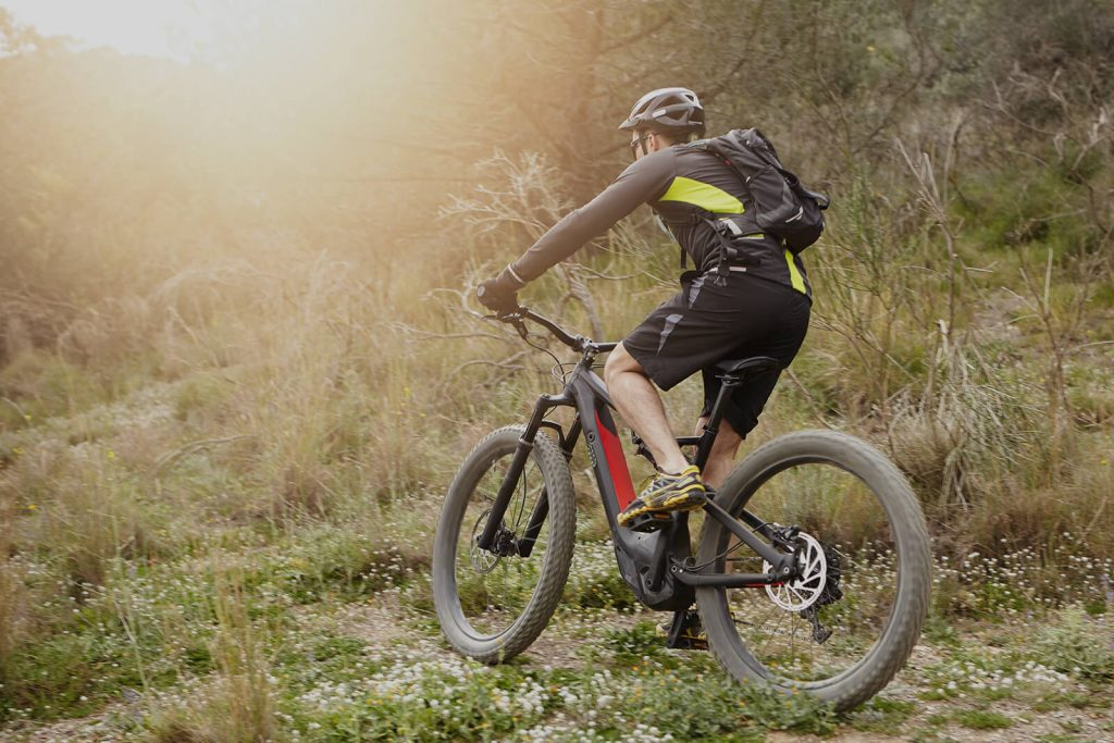 The Benefits of Using Electric Bikes