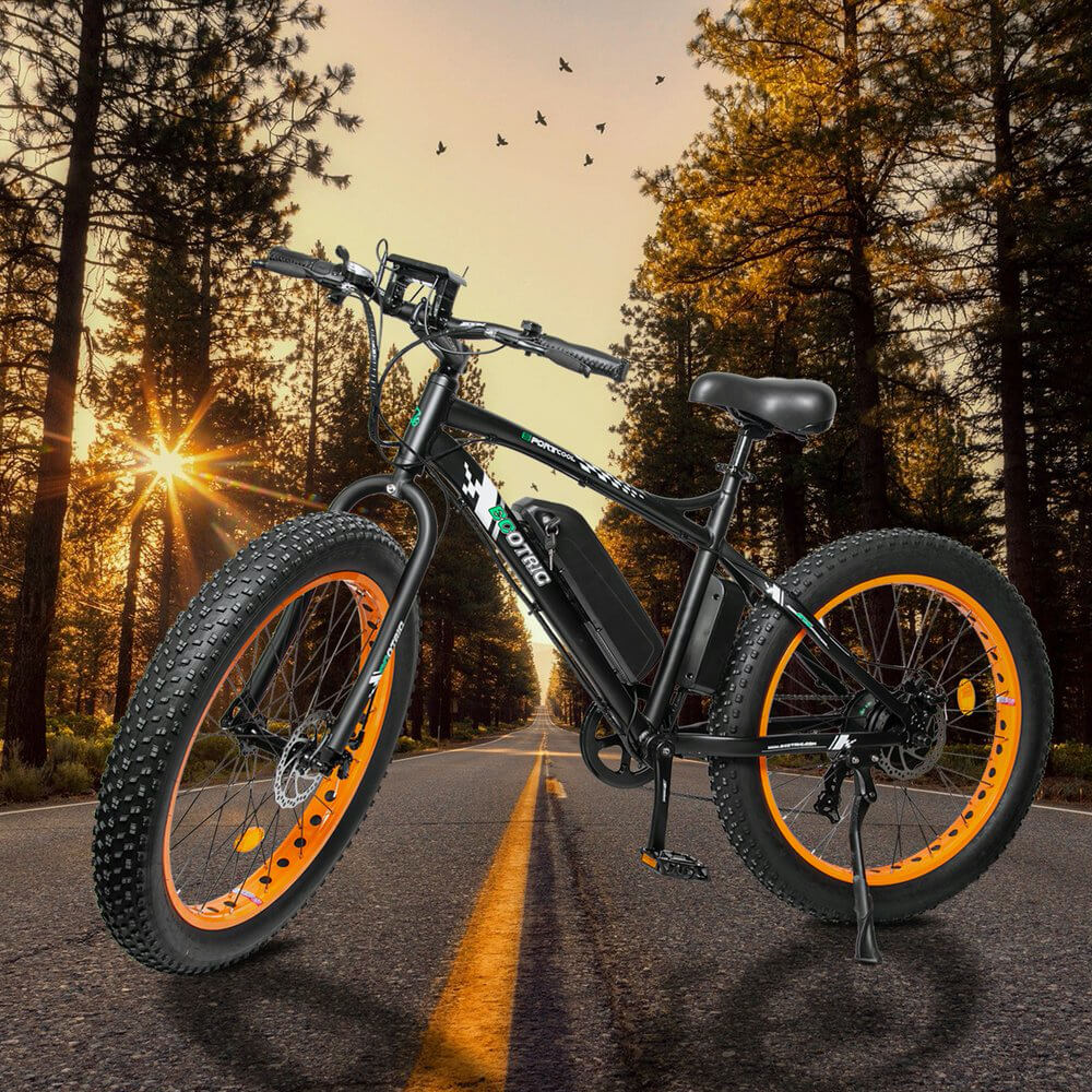 """Ecotric 26"""" Fat Tire Electric Bike"""