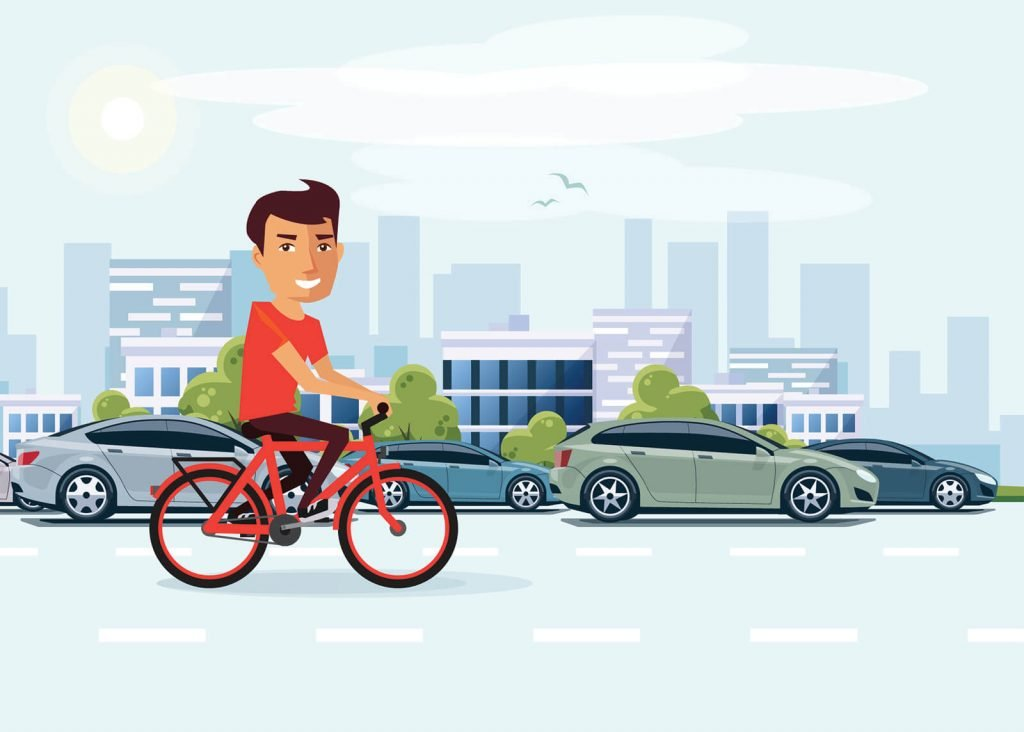 Electric Bike vs. Car - Comparing Travel Times in 10 Major North American Cities