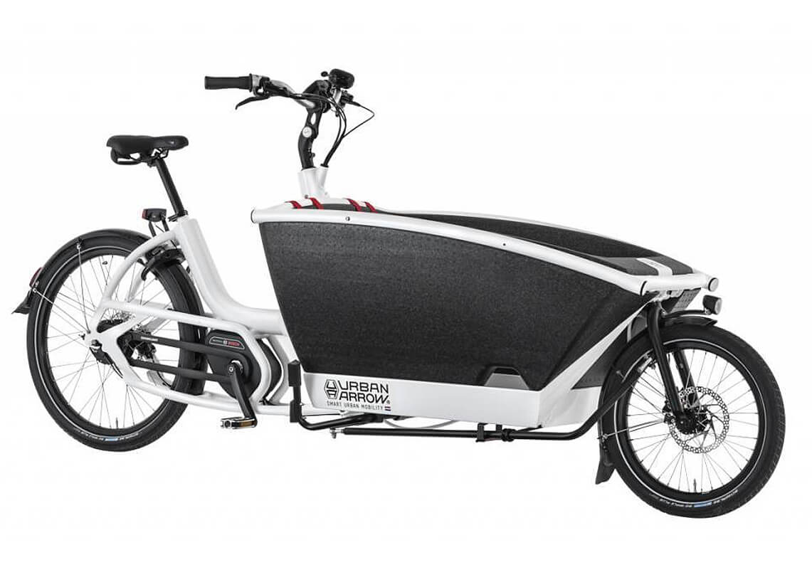 Clever Cycles - Family Electric Cargo Bike