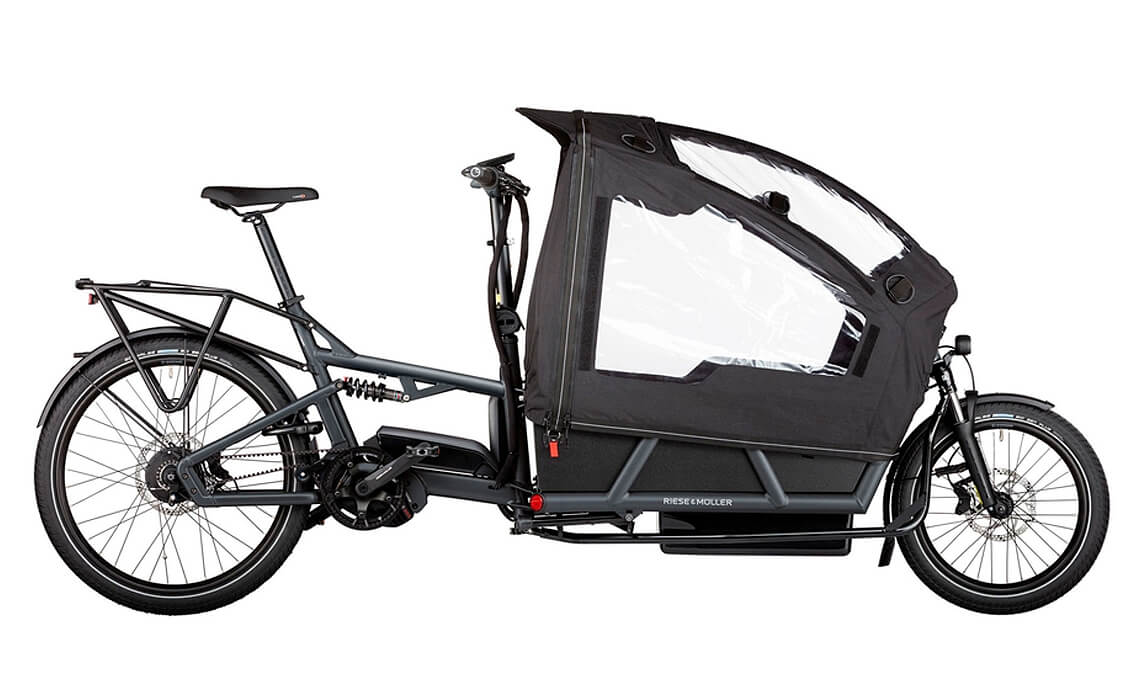 Riese & Müller - Load 75 Electric Cargo Bike
