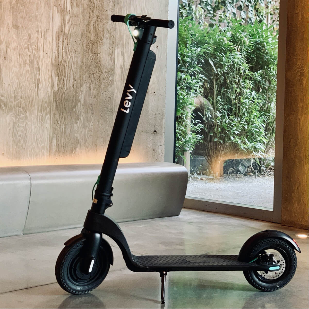 The Levy Plus Electric Scooter