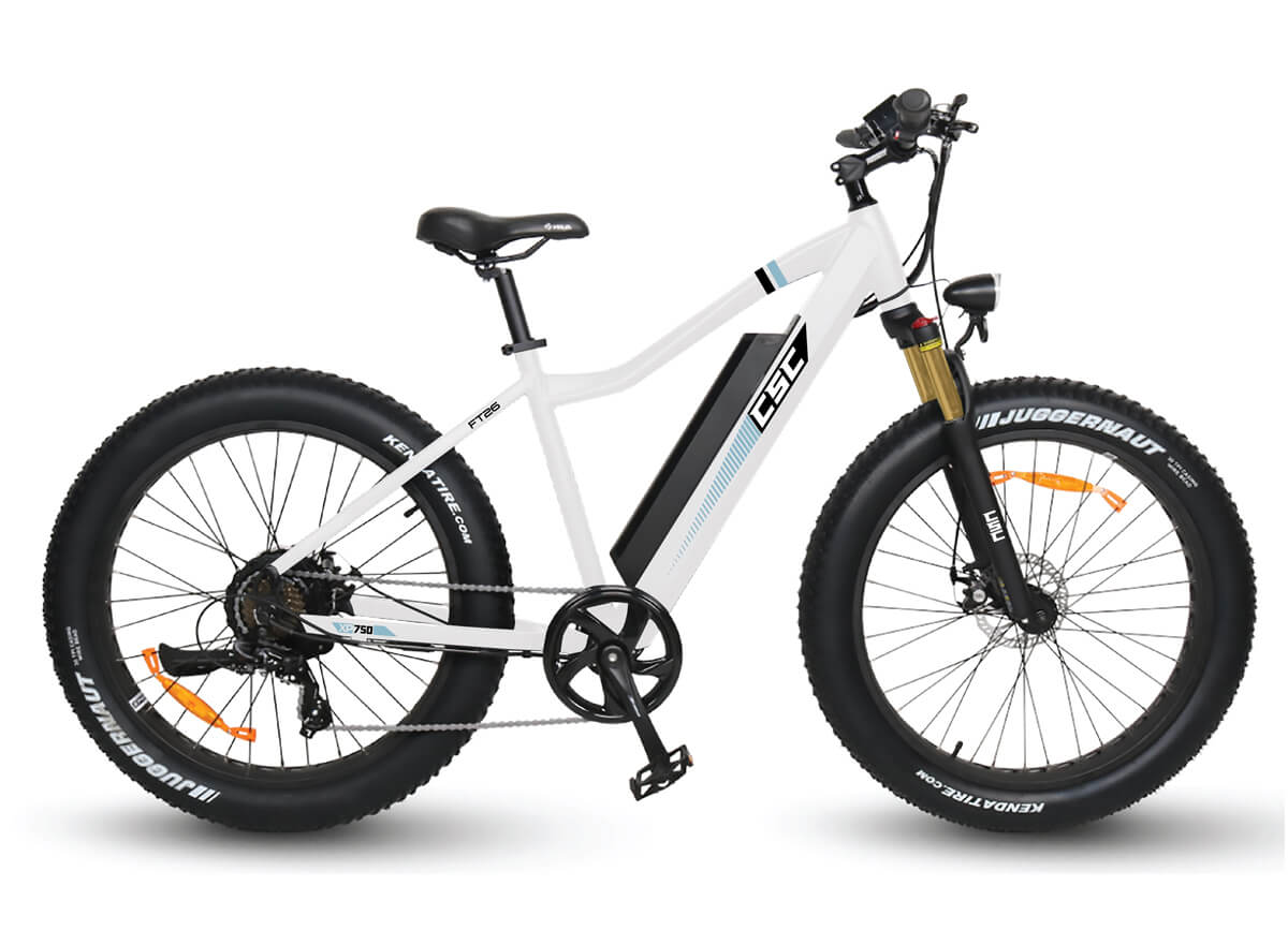 CSC Bicycles FT750XP Ebike