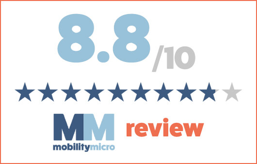 Micro Mobility Review 8.8 / 10