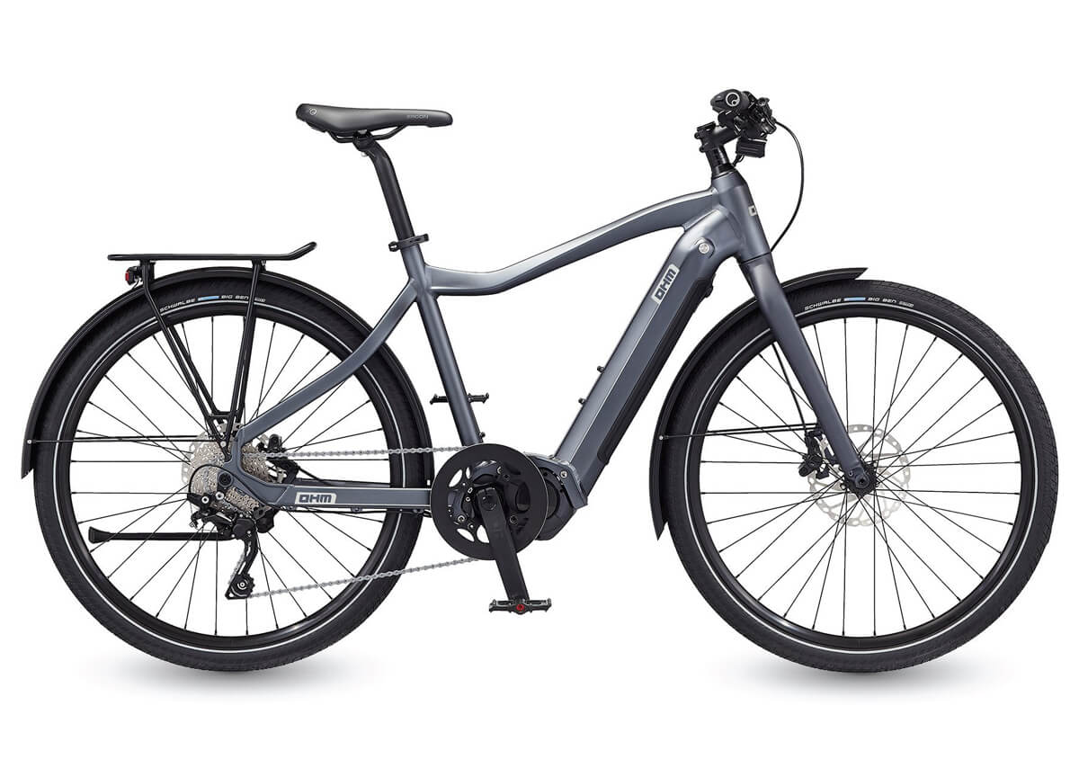 OHM Cycles - Discover Swift Electric City Bike