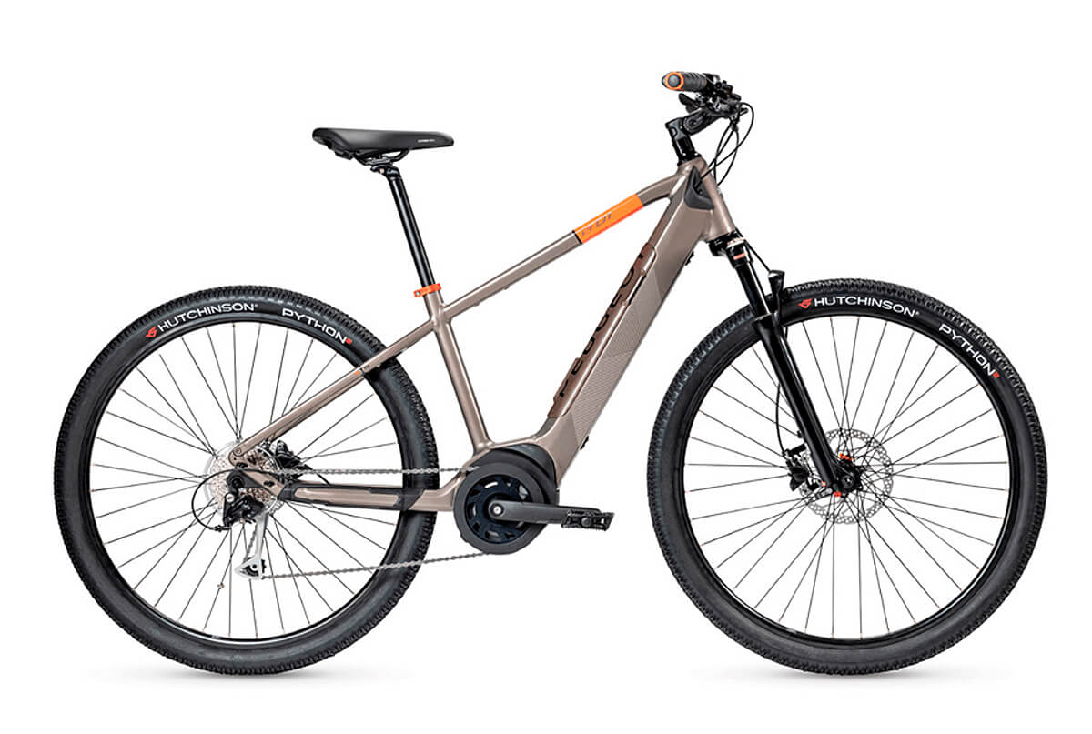 eT01 Crossover Electric Bike