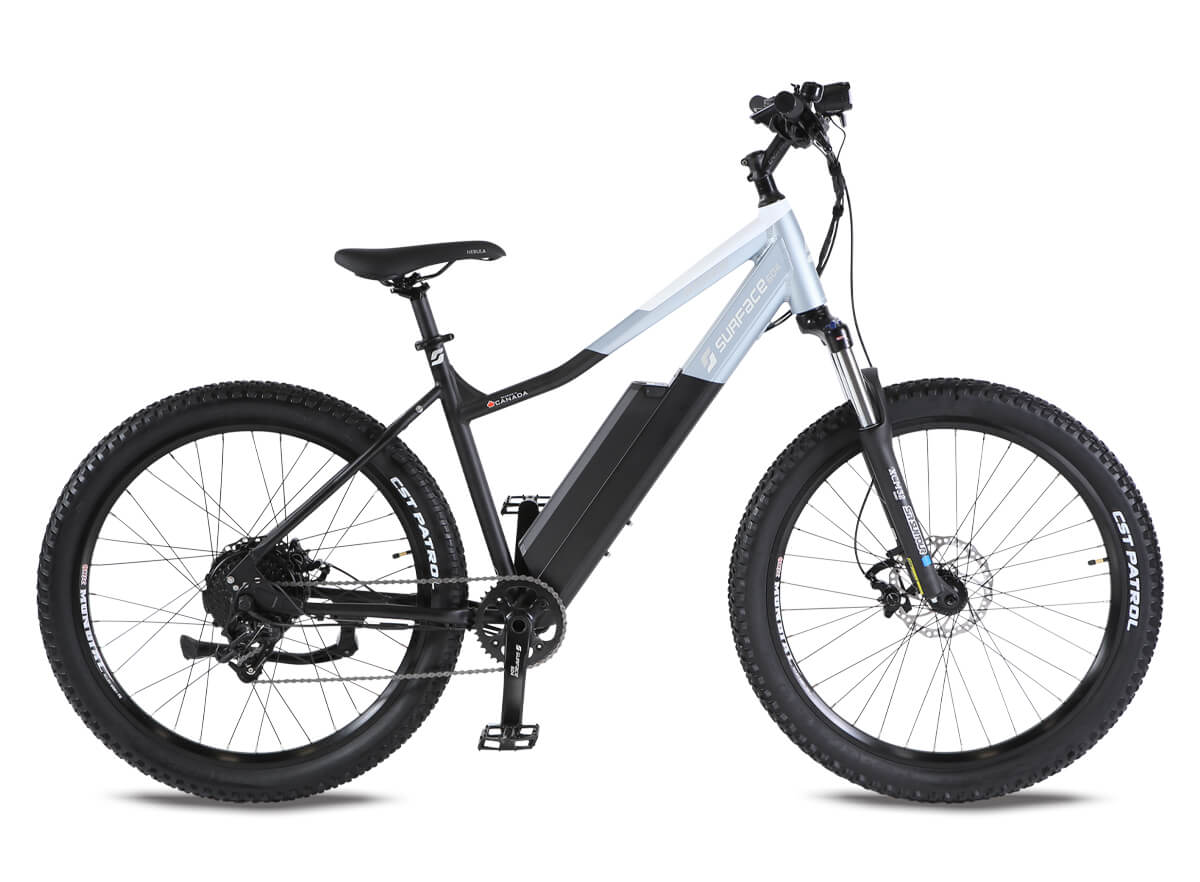 Surface 604 Electric Bikes Shred