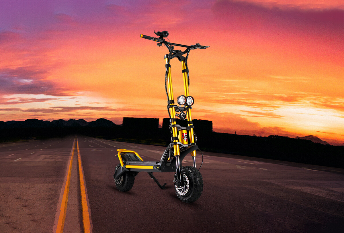 The Fastest Electric Scooters
