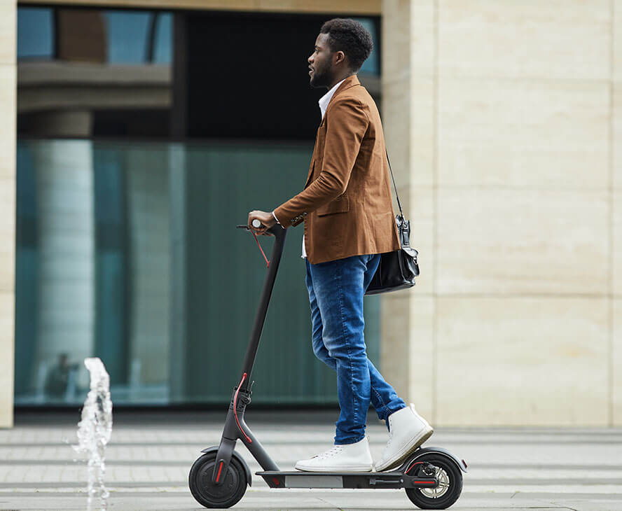 The Best Electric Scooters for Commuting