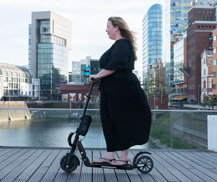 The Best Electric Scooters for Heavy Adults