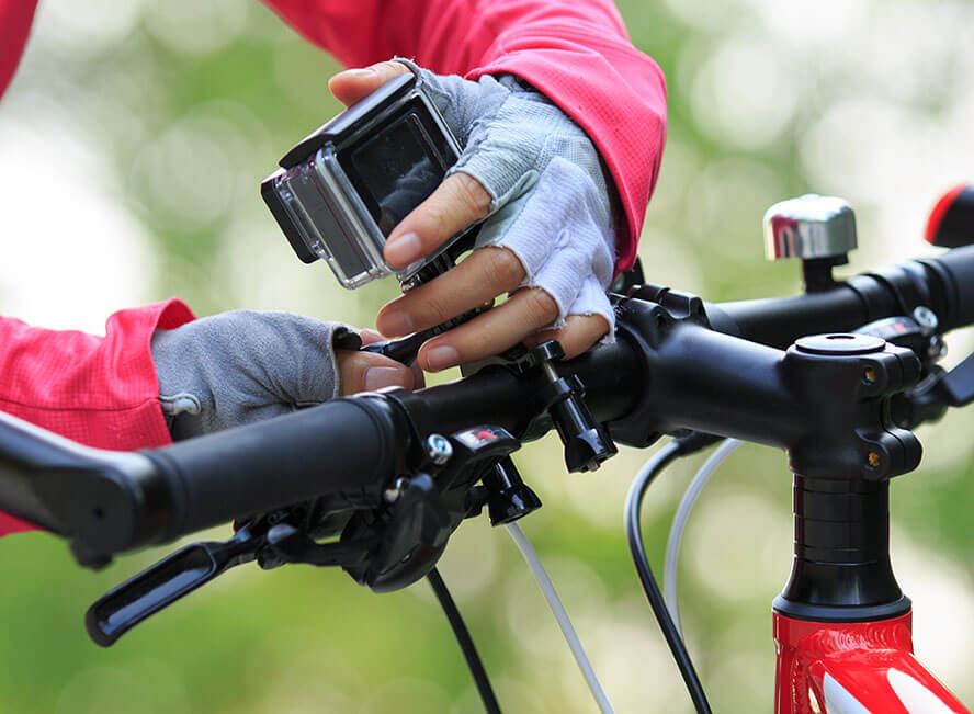 The Most Capable Cycling Camera for All Your Biking Adventures